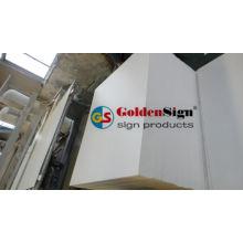 Goldensign China Fabrik PVC-Schaum-Blatt für Geschäftsmöglichkeiten mit Preis