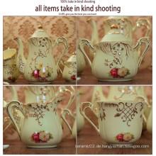 Werbeartikel Artikel 2105flower Qualität machen in China Kaffeetasse Keramik