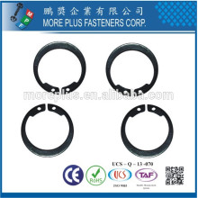Fabricante en Taiwán Acero al carbono ISTW que retiene el anillo de presión externo invertido