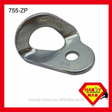 Steel Galvanized Rock Climbing Bolt 10mm 12mm Hanger