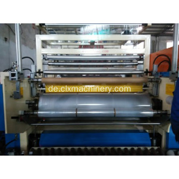 Stretch Wrapping und Cling Film Making Unit