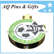 High Quality Gold Medal with Soft Enamel