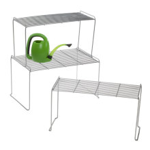 Metal Tube Storage Rack