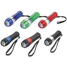 9LED Flashlight (12-1T1105)
