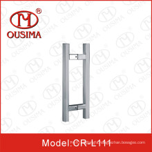 Stainless Steel Back-to -Back Glass Door Handle