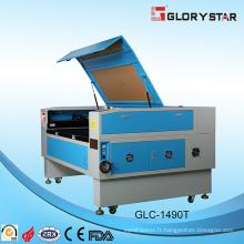 Glc-1490t LGP DOT Type Acrylique Laser Gravure Machine de découpe pour l'industrie de l'éclairage