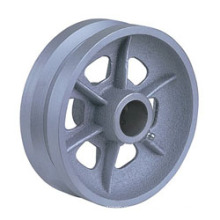 Углеродистая сталь с V-образным пазом