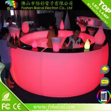 Compteur de bar LED décoratif