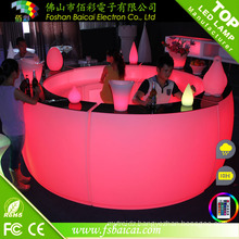 Decorative LED Bar Counter