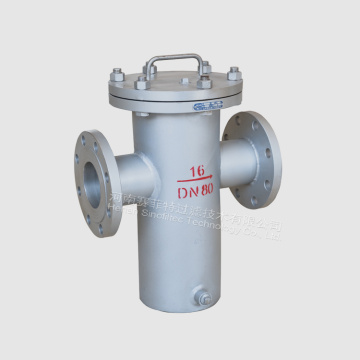 SS hoặc Carbon Steel Strainers Lọc