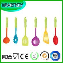 Non-stick Kitchen Tools Custom Silicone Kitchen Utensil Set