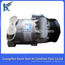 Para Chevrolet S10 / Blazer 2.4 / 2.8 Gas 2.8 Diesel 00 aire acondicionado compresor 12v CVC6