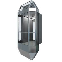 Baustoffbeobachtung Aufzug