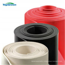 factory price radiation resistant natural nr rubber sheet