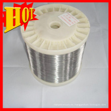 2016 venta caliente de titanio carrete de alambre