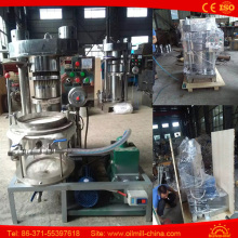 Peanut Oil Press Machine New Type Olive Oil Machine