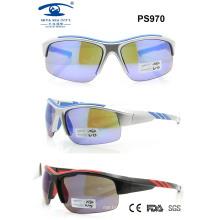 Latest Style Plastic Sport Sunglasses (PS970)