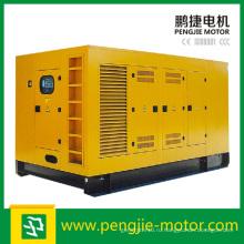 Комбинированный двигатель 4BTA3.9-G11 Бесшумный дизельный генератор для домашнего использования с панелью управления Deepsea
