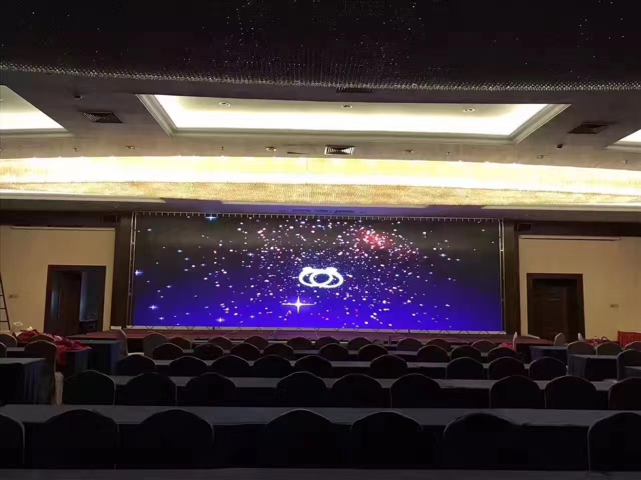 P2 Led Video Wall Screen