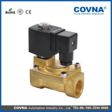 bronze solenoid high pressure valve with high quality
