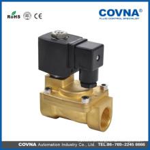 Válvula solenóide de bronze de alta pressão com alta qualidade