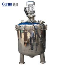 El tanque de mezcla del acero inoxidable de la preparación líquida farmacéutica calificada Gmp