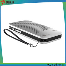 Portable Bluetooth Speaker with 5000mAh Power Bank