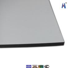 Matériaux en plastique pour panneaux en aluminium