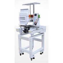 Máquina / máquina de bordar Cap / Tube / T-Shirt 1201c / 1501c Wonyobrand