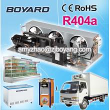Kühlwagen mit Dreh-Horizontal-Kompressor Kompressor-Kondensator-Einheit