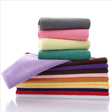 Warp Knitting Stock Available 330gsm Microfiber Towel