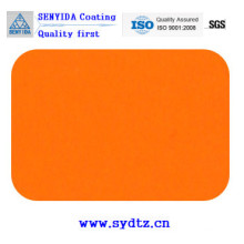 Powder Coating Paint of Orange
