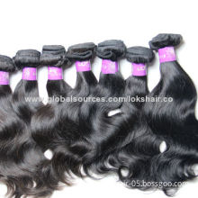 Peruvian Body Wave Virgin Human Hair Weave, 10-36 Inches, Sufficient Stock