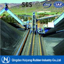 Correia transportadora profissional do cabo de aço da fabricação