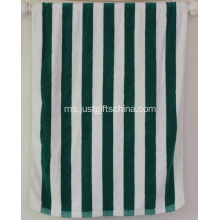 Custom Stripe 100% Terry Cotton Beach - 90x165CM