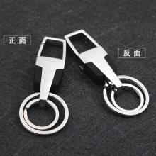 Creative waist hanging lady simple key chain