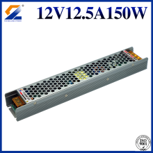 12V 12.5A 150W Triac 0-10V PWM Dimmable Alimentation