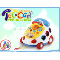 Educational Toys Musical Phone Toys with Blocks
