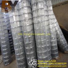 Malla de alambre soldado galvanizado pesado