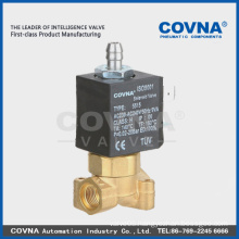 3 way solenoid valve for small home appliances brass solenoid valve