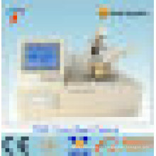 ASTM D92 Vollautomatische Petroleumprodukte Flash Point Open Cup Analyse Ausrüstung (TPO-3000)