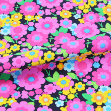 Good Quality for Leisure Polyester Fabric T/T fabric 45X45 110X76 pocket lining fabric export to Solomon Islands Supplier
