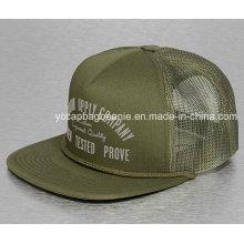 Chapéu feito sob encomenda barato do camionista para venda / chapéu por atacado do camionista