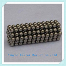 Постоянный неодимовый магнит шарик для игрушек