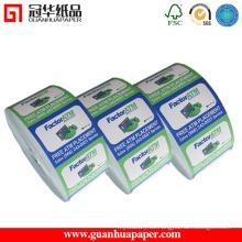 Rollos de etiquetas térmicas de SGS Direct