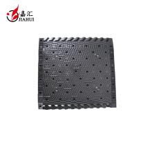 Quadratische hochwertige PVC-Kühlturmfüllung