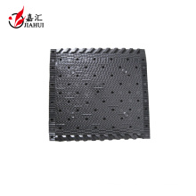 Square high quality pvc cooling tower fill
