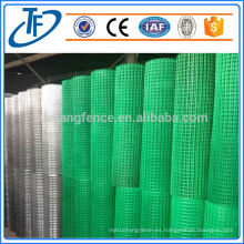 El pvc de alta calidad coted el acoplamiento de alambre soldado con el mejor precio
