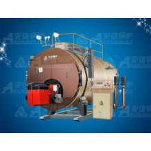 Horizontal Industry Oil (Gas) Condensing Bearing Steam Boiler Wns0.5