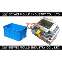 Customized Quality Plastic Injection Crate Mould